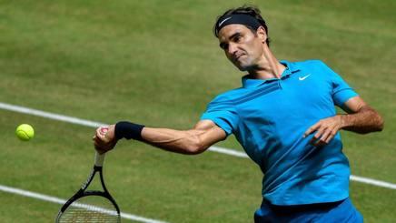 Roger Federer, 36 anni