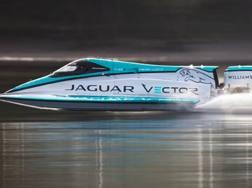 Il Jaguar Vector Racing V20E