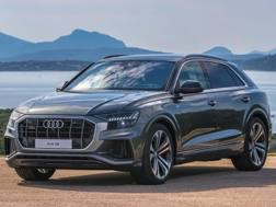 La nuova Audi Q8 presentata in Costa Smeralda