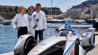 Susie Wolff con Felipe Massa pronti alla nuova sfida Venturi in Formula E