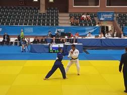 Giochi del Mediterraneo: iniziate aTarragona le gare di judo