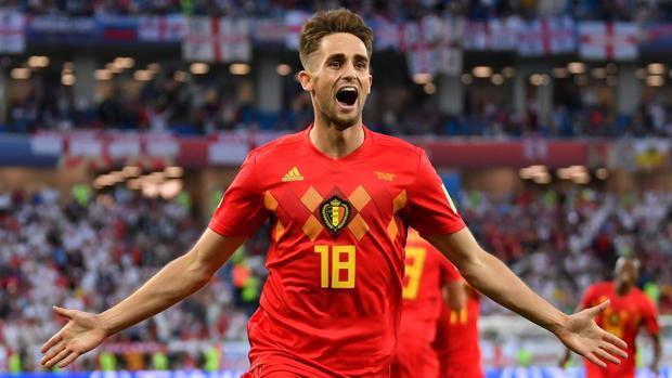 L'esultanza di Januzaj. Getty