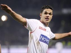 Hatem Ben Arfa, 31 anni. Afp