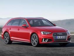La nuova Audi A4 Avant 2019