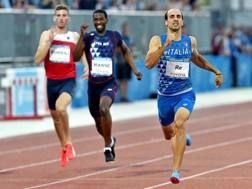 Davide Re vince l'oro nei 400. Ferraro-Coni