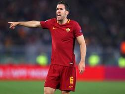 Kevin Strootman, 28 anni. Getty