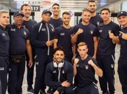 L'Italia impegnata ai Giochi del Mediterraneo
