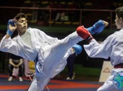 Rosario Ruggiero, unico italiano qualificato alle Olimpiadi Giovanili di Buenos Aires. Foto Della Manna