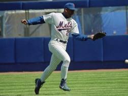 Bobby Bonilla in maglia Mets AP
