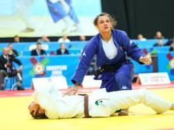 Martina Esposito, medaglia d'oro agli Europei Under 18