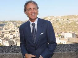 Roberto Mancini, c.t. dell'Italia. Getty