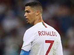 Cristiano Ronaldo. Getty
