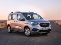 Il nuovo Opel Combo Van