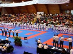La Sport Venue Hall Maria & Lino di Umago, sede della Youth League