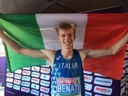 Lorenzo Benati, 16 anni