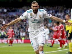 Karim Benzema, 30 anni, attaccante del Real Madrid. Getty