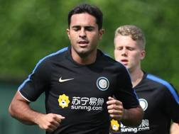 Eder all'Inter dal gennaio 2016. Getty