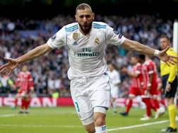 Benzema. Getty Images