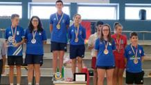 Tricolori Volo Under 18: il podio del Combinato