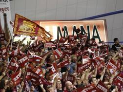 I tifosi di Venezia LAPRESSE
