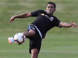 Eder, attaccante brasiliano dell'Inter. Getty