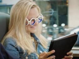 Gli occhiali speciali della Citroen