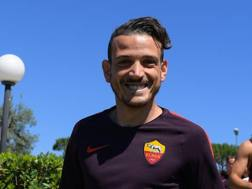Alessandro Florenzi. Lapresse
