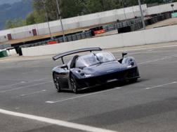 La Dallara Stradale in pista