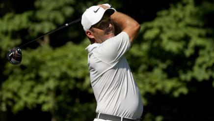 Francesco Molinari, 35 anni, quest'anno ha vinto un torneo del Pga Tour. Afp