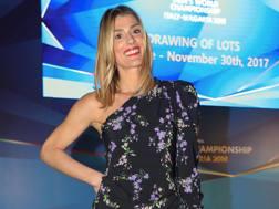 Francesca Piccinini, 39 anni