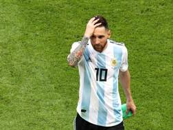 Leo Messi. Getty Images