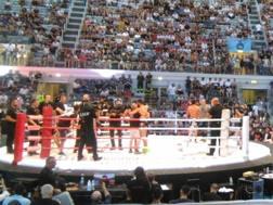 Scenario formidabile per Bellator a Roma
