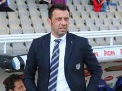 Roberto D'Aversa, 42 anni, tecnico del Parma. LaPresse