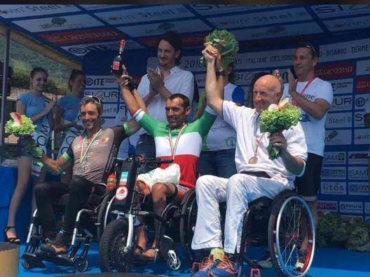 Giovanni Arzachena campione d'Italia