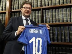 Giancarlo Giorgetti, 51 anni. ANSA