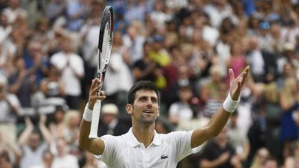 Nole Djokovic vuole il quarto Wimbledon