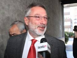 Giorgio Lugaresi, presidente del Cesena