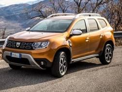 La nuova Dacia Duster