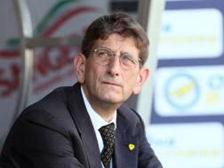 Luca Campedelli, 49 anni, presidente del Chievo dal 1992. Lapresse