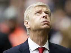Arsene Wenger. AP