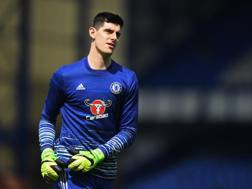 Thibaut Courtois . Getty Images