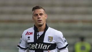 Emanuele Calaiò, 36 anni, attaccante del Parma. Getty