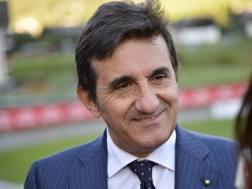 Urbano Cairo, 71 anni, presidente del Torino. Lapresse