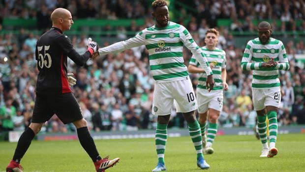 Il Celtic Avanza Eliminando Lalashkert Getty Images