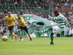 Il Celtic avanza eliminando l'Alashkert. Getty Images