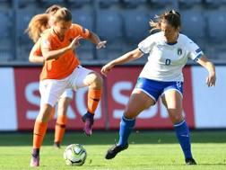 Alice Regazzoli, calciatrice dell'Inter
