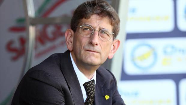 Luca Campedelli, numero uno del CHievo. LaPresse
