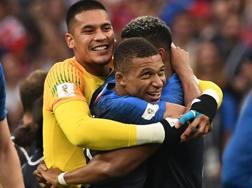 Francia campione del mondo. Afp
