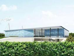 Un'immagine di quel che sarà il nuovo Velodromo