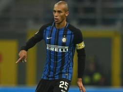 Miranda, difensore dell'Inter. Getty Images